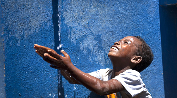 ICAP's new global initiative in Madagascar with WaterAid