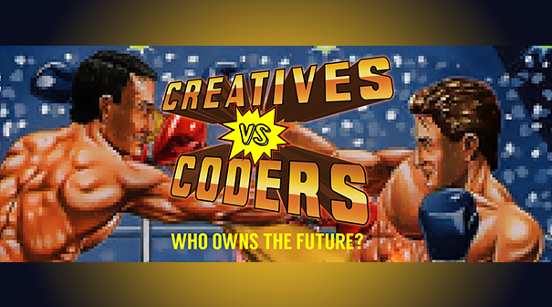 creatives vs coders
