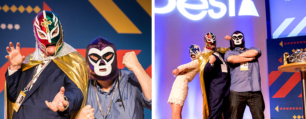 the tech off eurobest smackdown