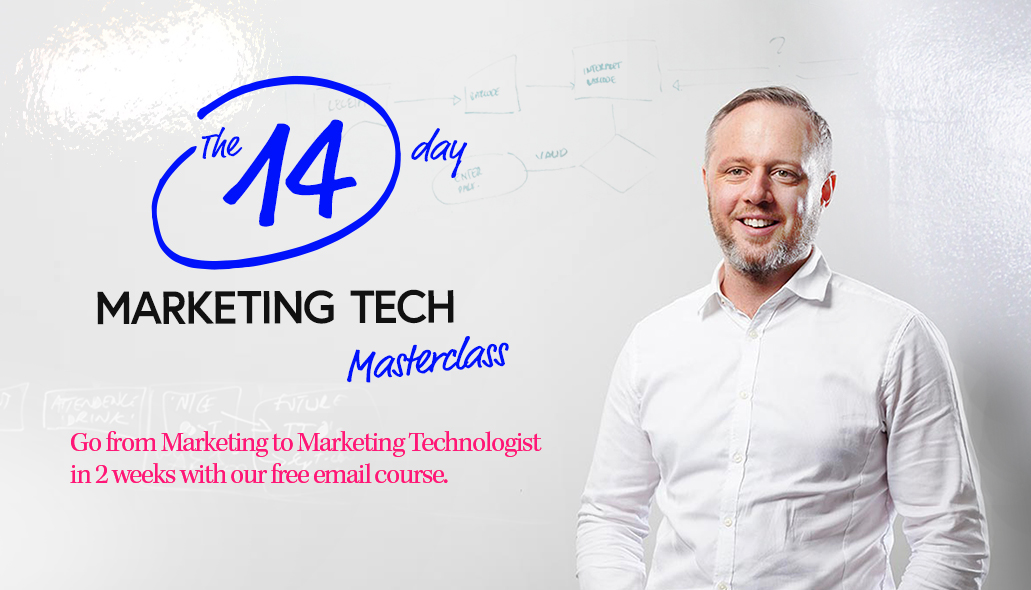 the 14 day marketing tech masterclass