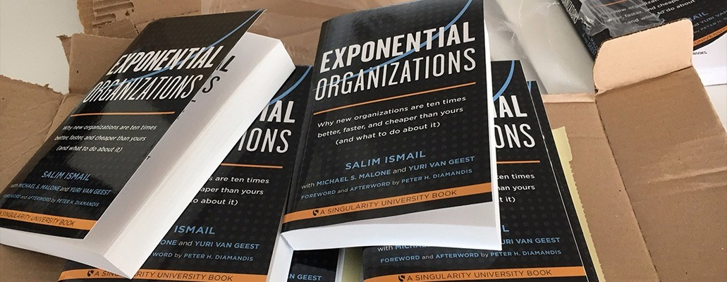 Exponential Organisations