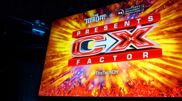 The Tech Off @ Raveolution: CX Factor!
