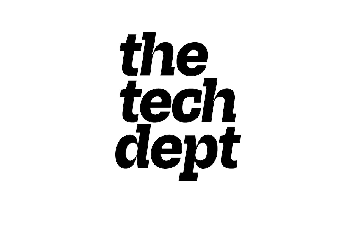 We're no longer Techdept, we're The Tech Dept